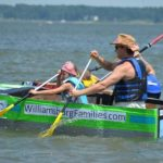 Win an entry to the Cardboard Boat Regatta