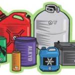 Household Chemical Collection & Electronics Recycling Event