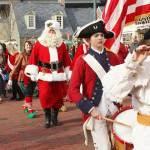 Toyland Parade in Historic Yorktown – December 13, 2014