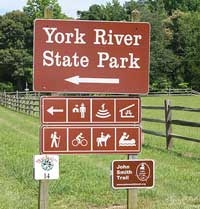 York River State Park