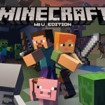 Minecraft is coming to WII U by Christmas 2015!