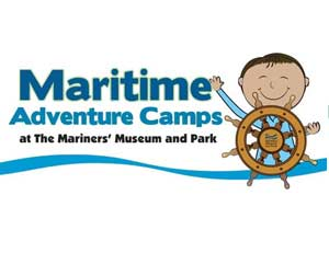 Martime summer adventure camps at the mariners museum park martime summer adventure camps at the mariners museum park williamsburg families sciox Choice Image