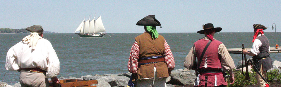 Pirates yorktown