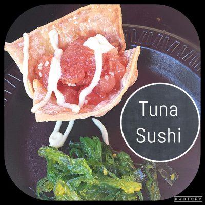 tuna sushi busch garden