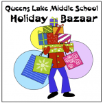 Annual Queens Lake Middle School Holiday Arts & Crafts Bazaar - Nov 16 - Get your holiday shopping done early!