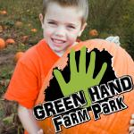 Green Hand Farm Park - $4 Discount  -  Pumpkin Patch, Hayrides, Giant Corn Maze, Zombie Paintball Ride, and more!