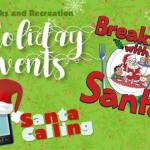 Breakfast with Santa & Santa Calling - Register your kids for both!