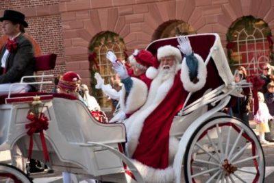williamsburg Christmas parade
