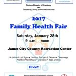Health Fair Williamsburg