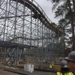 See what we learned about the NEW Wooden Coaster InvadR opening this season at Busch Gardens Williamsburg