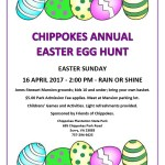 Chippokes Plantation Annual Easter Egg Hunt – April 16