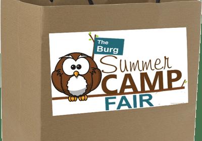williamsburg summer camp fair goodie bag