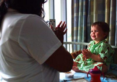 pediatric unit sentara