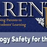 parent u tech safety kids