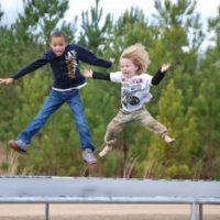 preschool trampoline