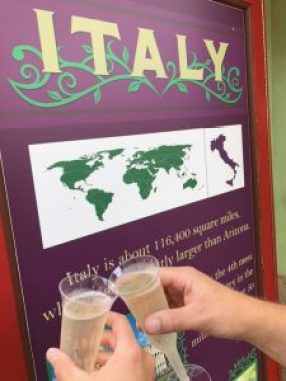 Italy at Busch Gardens Williamsburg