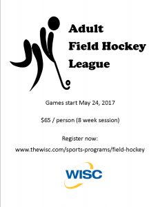 WISC Adult Field Hockey