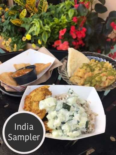 India Sampler at Busch Gardens