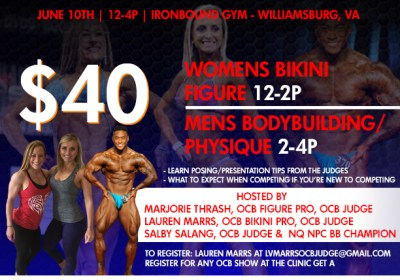 posing clinic obc