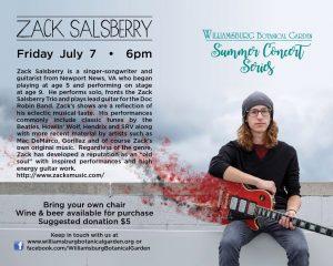 Zack Salsberry