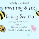 honey bee tea artfully yours