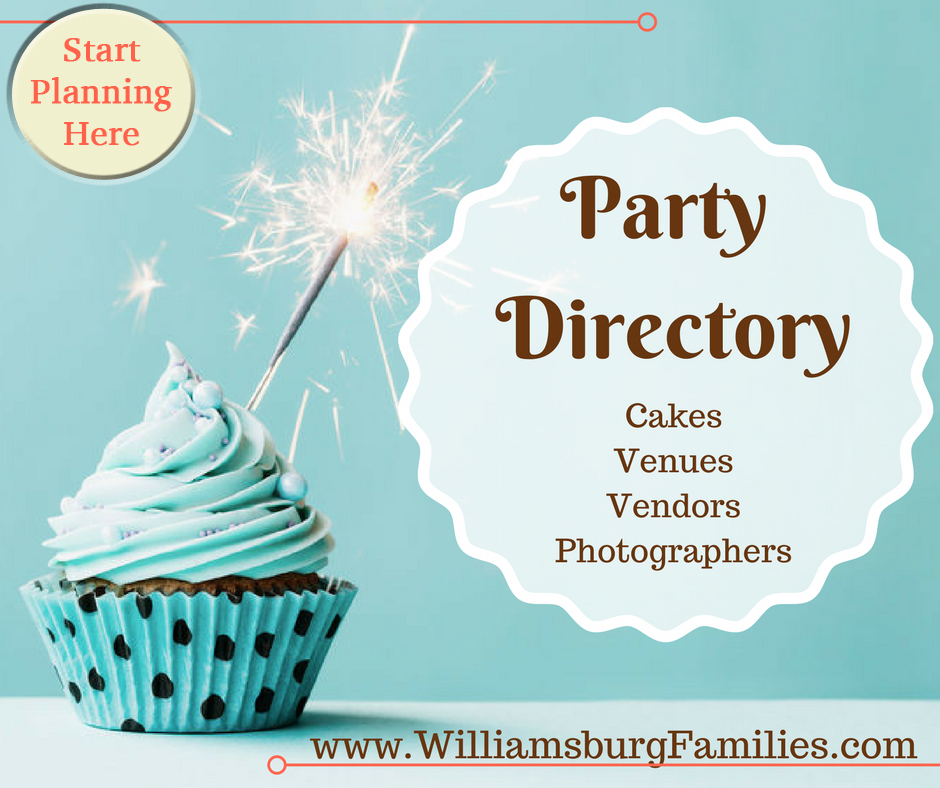WilliamsburgFamilies Party Directory