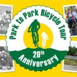 Park to Park 20th Annual Park to Park Bicycle Tour  -July 14th, 8 am – 2 pm