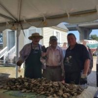Oyster Roast at Watermen's