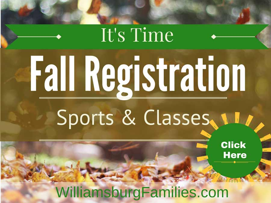 http://www.williamsburgfamilies.com/sports-classes-williamsburg/