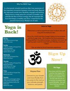 WISC Yoga