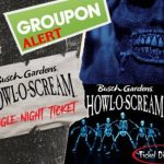 Groupon Alert - Howl-O-Scream - 50% off single day tickets*!!! Details Here: