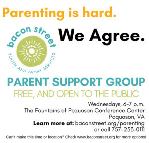Bacon Support Group Poquoson