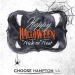 Hampton, Newport News, Chesapeake, Portsmouth and Virginia Beach -  Trick or Treating Hours 2020