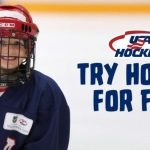 Try Hockey For Free Day!  Hampton Roads IcePlex  - March 3rd learn more: