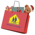 Black Friday Sale at School Crossing - Everything you can fit in their bag is 25% OFF!