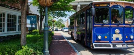 yorktown-trolley