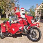 Side Car Santa - 2020 Schedule