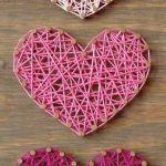 Artfully Yours Valentine String Art