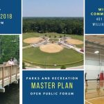 Master Plan Open Public Forum - City of Williamsburg Parks and Recreation - Jan 24th - 5:30 pm - 7 pm