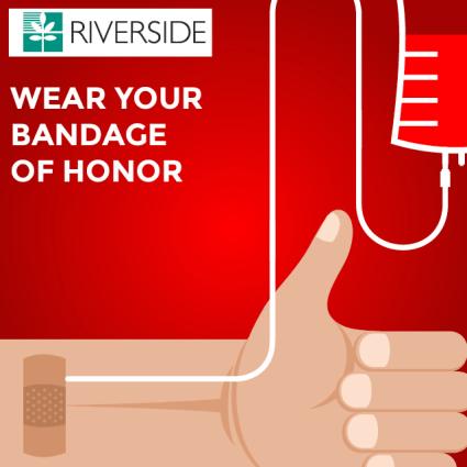 Riverside Blood Drive