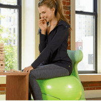 gaiam chair