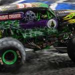 Monster Jam comes to the Hampton Coliseum - January 17 - January 19, 2020