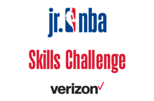 Jr. NBA skills challenge