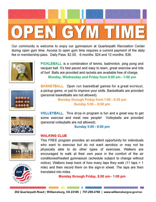 Open-Gym--williamsburg-parks-and-rec