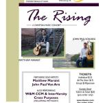 THE RISING - A CHRISTIAN MUSIC CONCERT