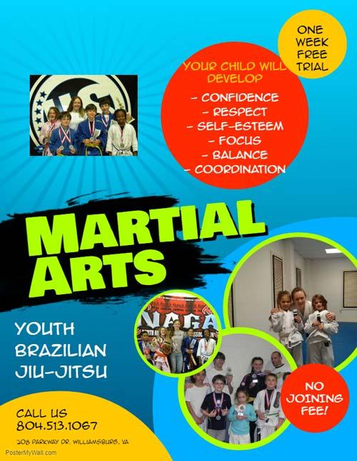 Youth Brazilian Jiu-Jitsu