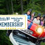 New Membership Programs for Busch Gardens Williamsburg & Water County USA just announced includes Christmas Town details: