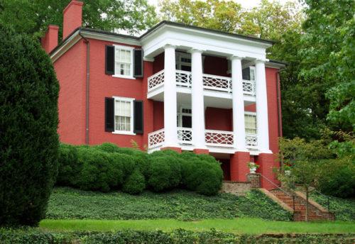 woodrow wilson presidential library family travel