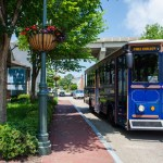 Yorktown's Free Trolley Operating Schedule 2019