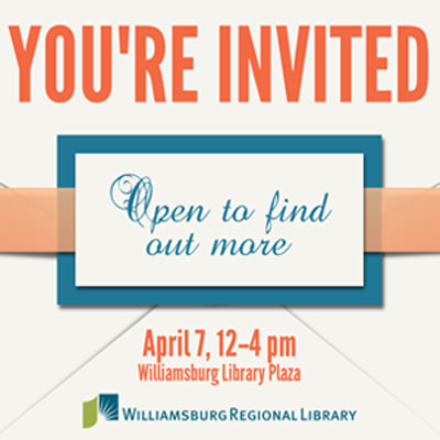 williamsburg library event